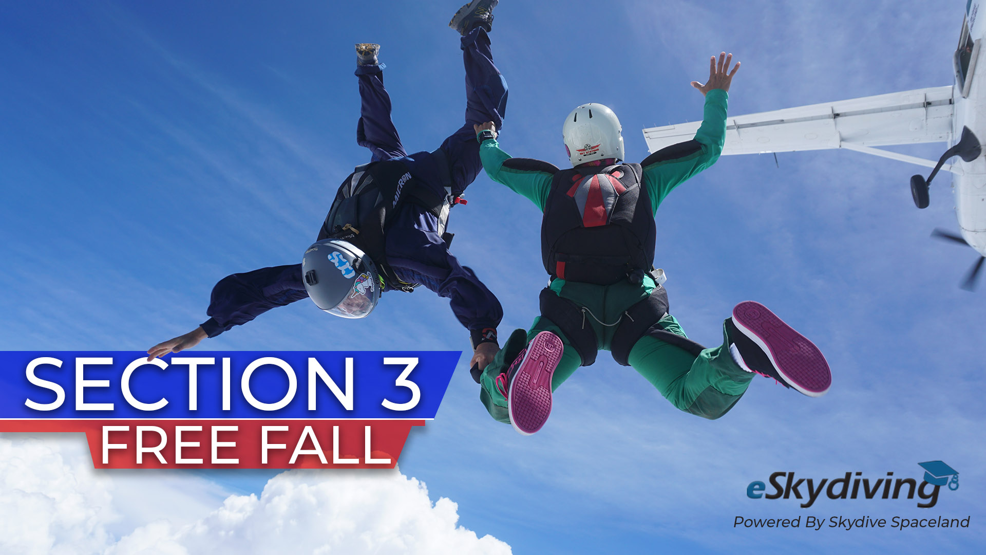 Skydiver Refresher 3: Free Fall