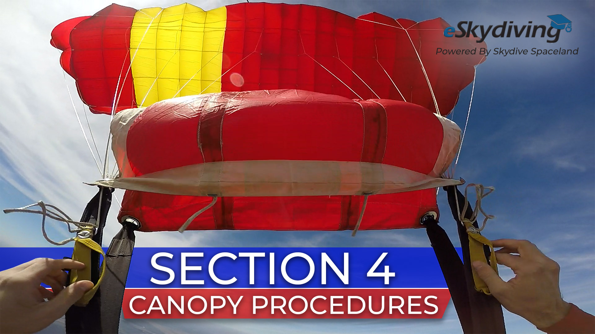 Skydiver Refresher 4: Canopy Procedures