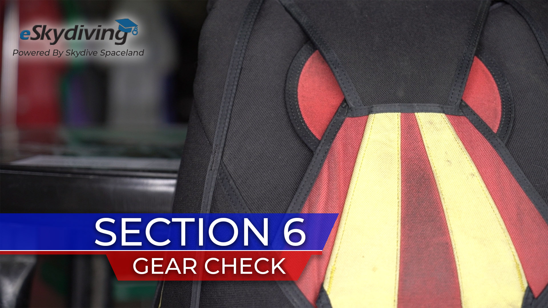 Skydiver Refresher 6: Gear Check